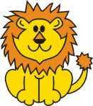 Leii sunt cunoscute de a avea purrfectly alb (nu murdar) 50 colti milimetru